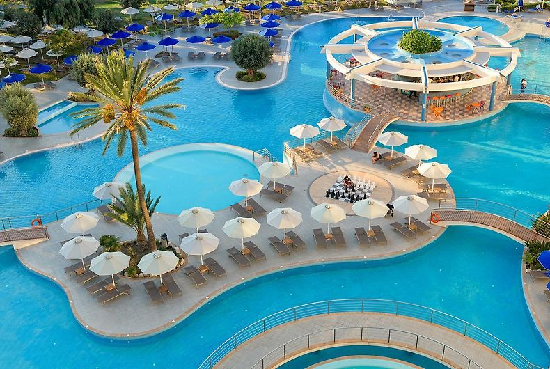 Atrium Platinum Luxury Resort Hotel Spa Rhodos